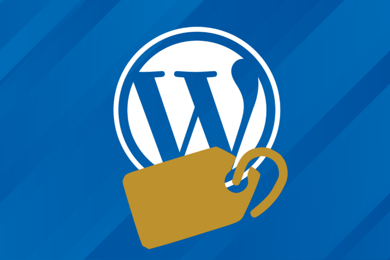 Wordpress tag difference